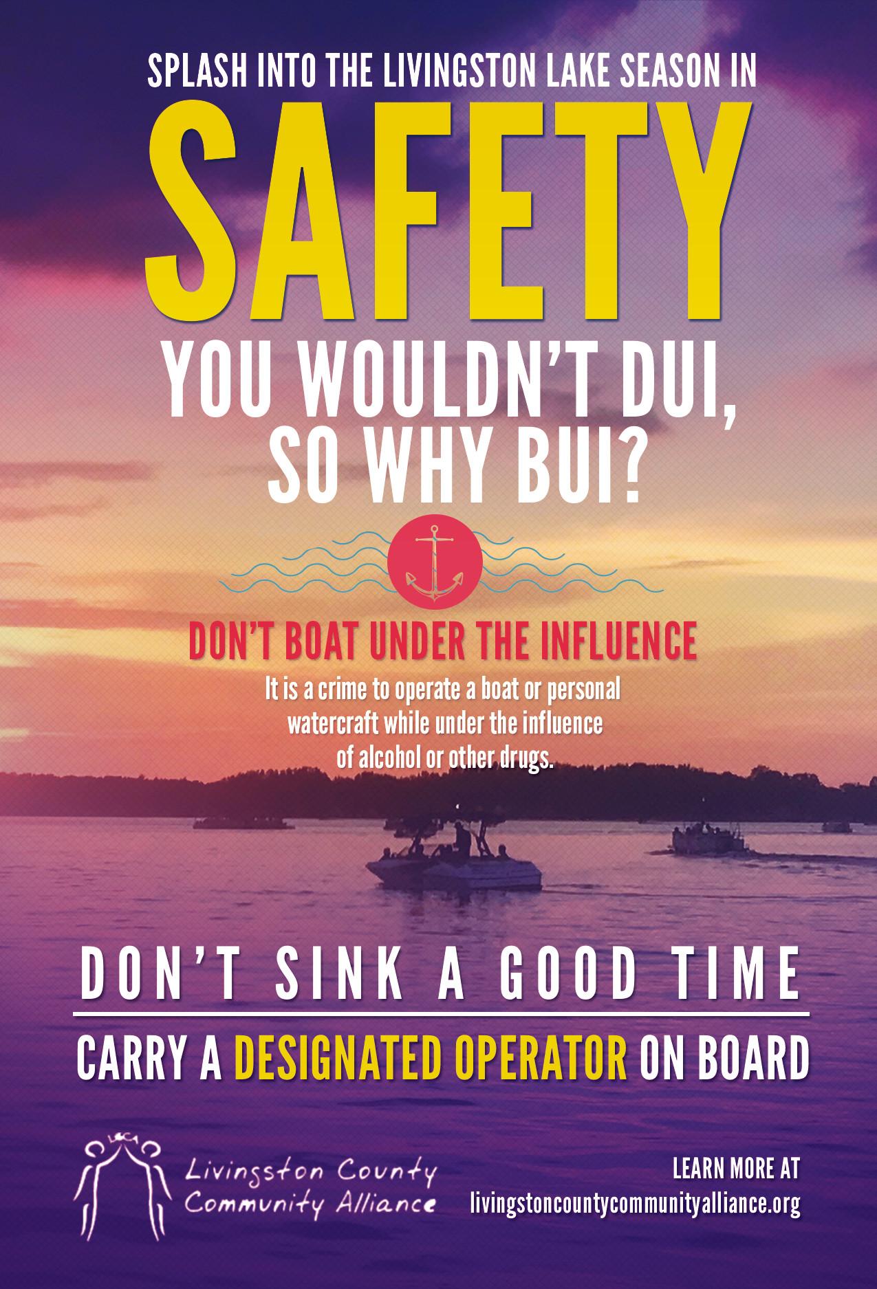Safe Boating Livingston